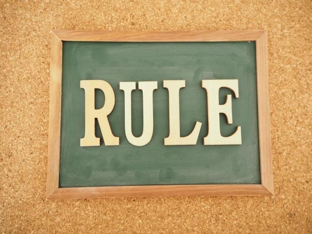 海外FXレバレッジのトレードルールで注目すべき4つのポイント