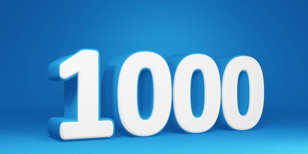 1,000%入金ボーナスジャックポットキャンペーンはいつ開催される?